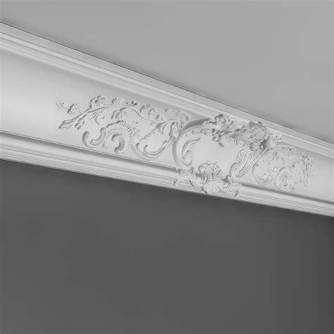 Decorative Cornice C338a Baroque Decorative Cornice Wm Boyle Interior