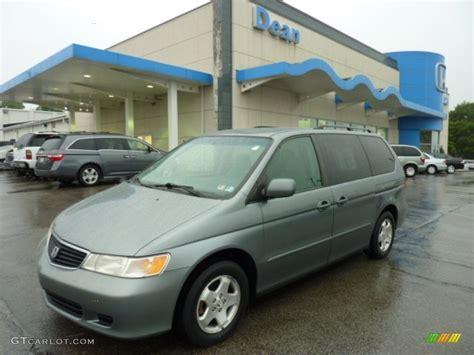 2000 Honda Odyssey by 2000 Granite Green Metallic Honda Odyssey Ex 50231391