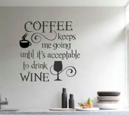 kitchen wall quotes sayings and walls stickers free shipping worldwide