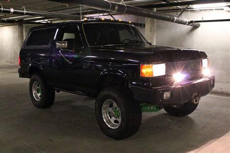 Custom Carpet Company by 1989 Ford Bronco Custom Suv 154775