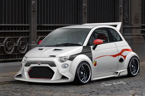 fiat 500 body kit lowered fiat 500 abarth related keywords lowered fiat