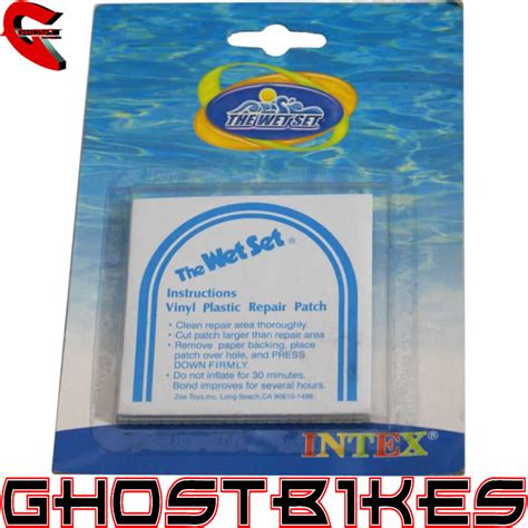 Penambal Produk Intex Repair Patches how to patch a in a vinyl pool liner free software