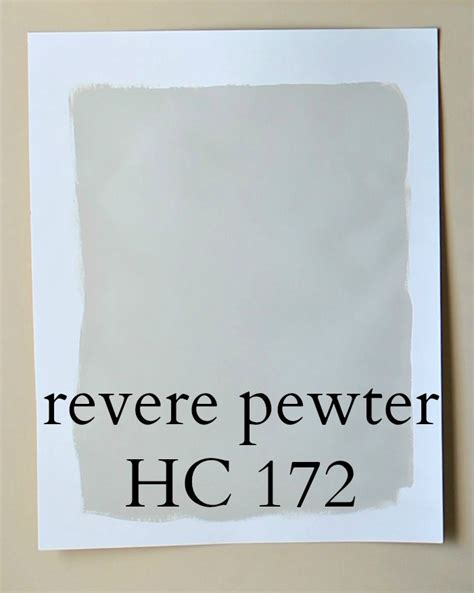picking the gray paint revere pewter the turquoise home
