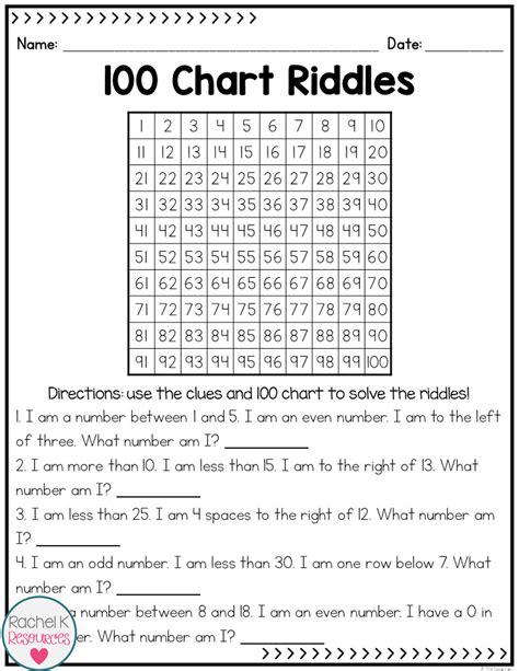 worksheet one hundred chart worksheet worksheet
