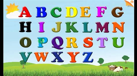 belajar membaca abc 1 belajar mengenal huruf abc untuk anak