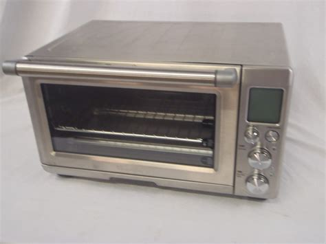 Breville Toaster Repair breville bov800xl smart oven 1800 watt convection toaster oven for parts repair ebay
