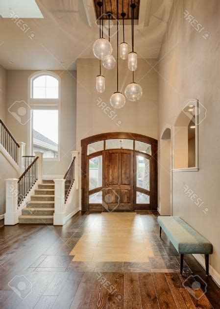 entry pendant light gorgeous beautiful foyer in home entryway with stairs
