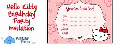 hello birthday invitation card template free hello birthday invitations for