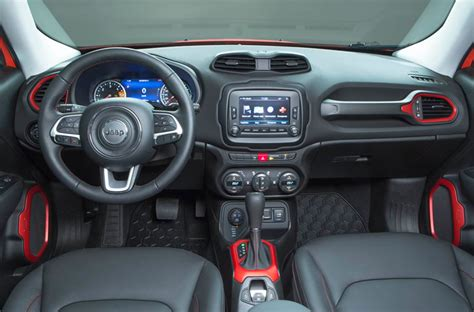 Jeep Renegade 2015 Interior Jeep Renegade Chegou Para Revolucionar A Categoria