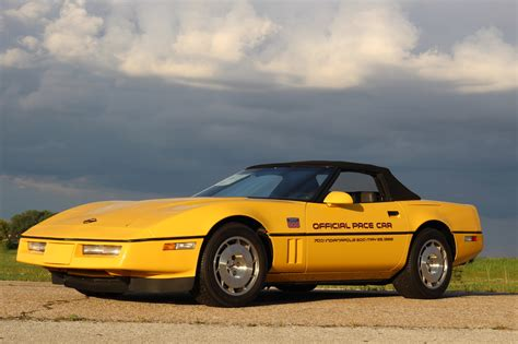 Home Interior Design Indian Style 1986 Chevrolet Corvette Indy Pace Car