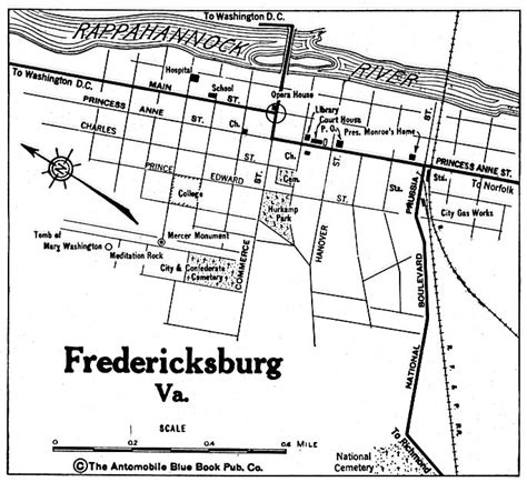 the history of the city of fredericksburg virginia classic reprint books historic fredericksburg in virginia