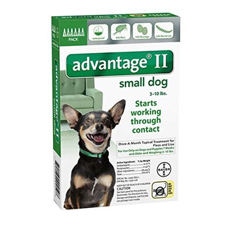 advantage for dogs 10 lbs what are the best flea drops for small dogs 2018