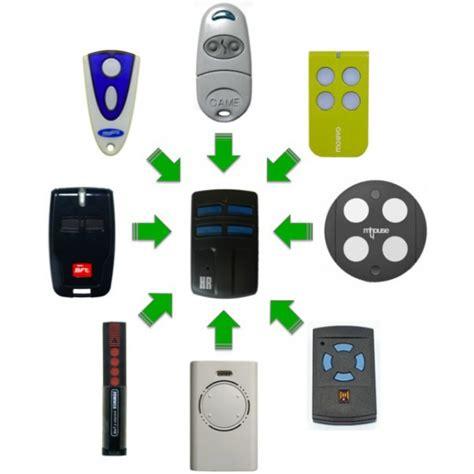 Refaire Une Telecommande De Portail 2039 telecommande portail universelle telecommande portail