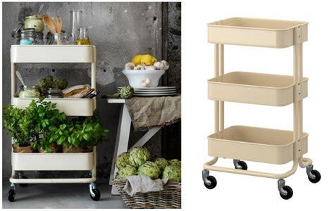 Ikea Raskog Troli ikea trolley raskog keukentrolley remade with