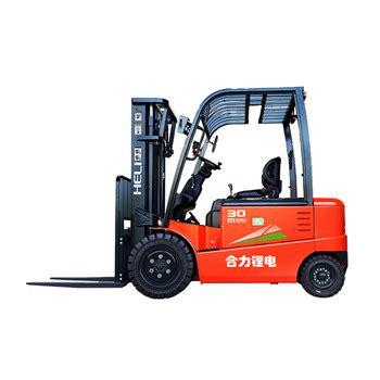 Heli 4 Wheel Forklift 2 Ton Mini Electric Forklift Cpd25
