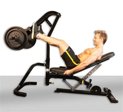 power tech bench powertec leg press accessory wb lpa16 fitnesszone