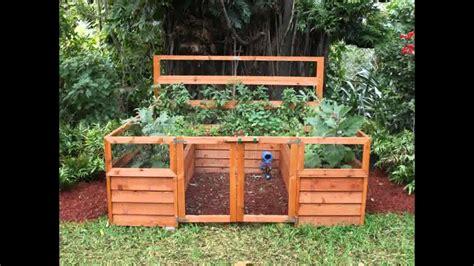 small home backyard vegetable garden ideas