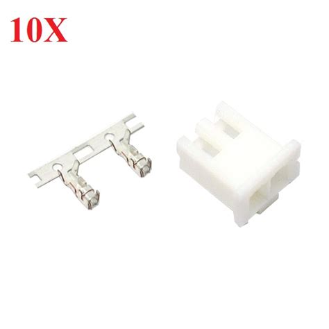 Micro Connector For Syma 10x diy micro 1 25mm 2 pin connector with crimp sale banggood