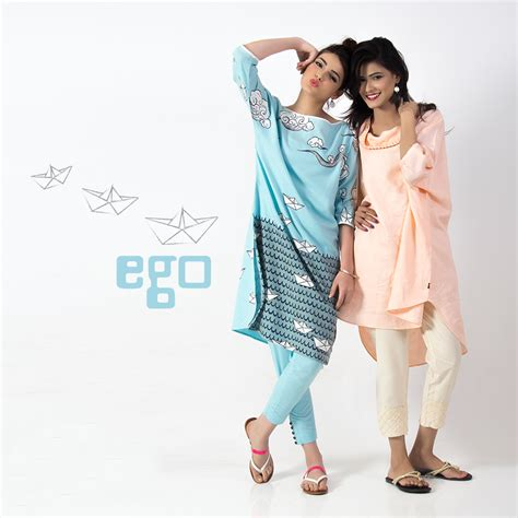 dress design ego pakistani casual ego winter dresses 2016 17 for girls