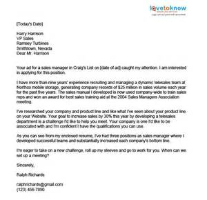 How To Sell Yourself In A Cover Letter sles of resume letters that show how to sell yourself