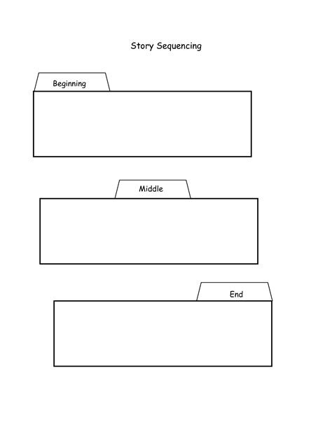 kylene beers printables sequencing graphic organizer