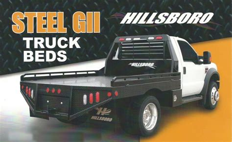 Hillsboro Truck Beds by Clarke S Southern Truck Parts Hillsboro Truck Beds