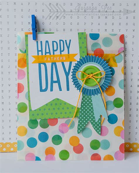 Fathers Day Handmade Cards - handmade s day cards pebbles inc