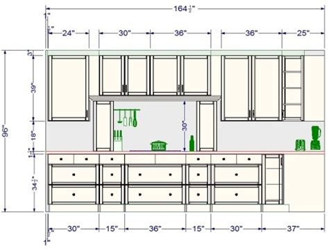 kitchen design measurements kitchen design measurements kitchen design measurements