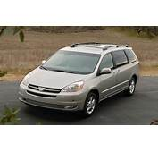 2005 Toyota Sienna Image Photo 34 Of 62