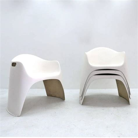 Fiberglass Furniture by Walter Papst Fiberglass Chairs For Sale At 1stdibs