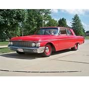 390/406 Mystery 1962 Ford Galaxie Post 4 Speed  Bring A