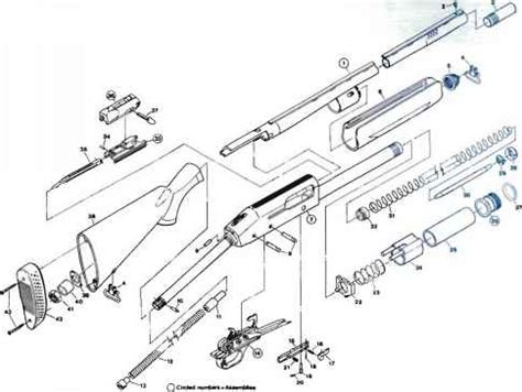 mossberg 500 parts diagram mossberg 500 diagram wiring diagrams repair wiring scheme