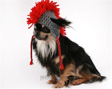 hats for dogs crochet mohawk hat winter hats for pets pet it apparel
