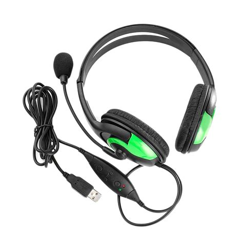Headset Sony Ps3 new wired stereo headset headphone earphone microphone for sony ps3 ps 3 gaming pc chat with