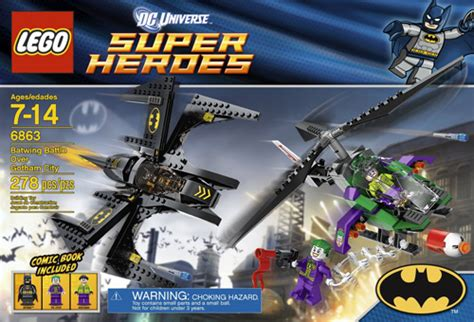 Vs Batwing Box lego heroes 2012 hubpages