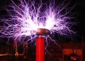 Tesla Coils Nikola Tesla Coil Steunk Electrical Stage Show