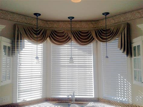 Wood Curtains Window Swag Curtain Valance Wood Blinds Swag Curtains Swag Curtains Curtain