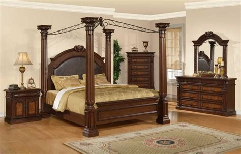 Vintage Canopy Bed Antique Furniture And Canopy Bed Canopy Bed Drapes