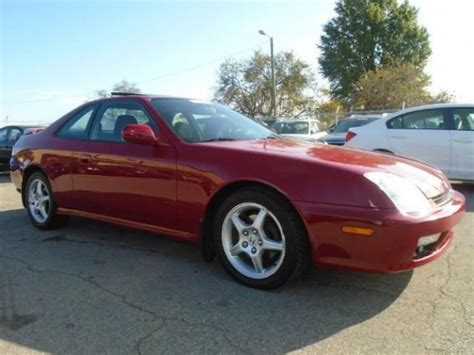 Honda Prelude Sh by 1997 Honda Prelude Sh Digestible Collectible