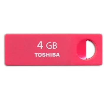 Usb Toshiba 4gb toshiba enshu mini usb flash drive 4gb uens 004g jakartanotebook