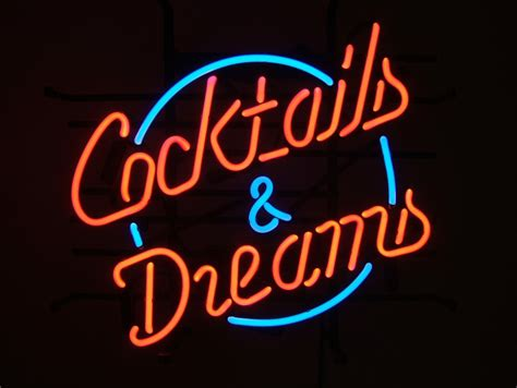 Luxury Home Decor Uk by Cocktails Amp Dreams Retro Neon Sign Lawton Imports