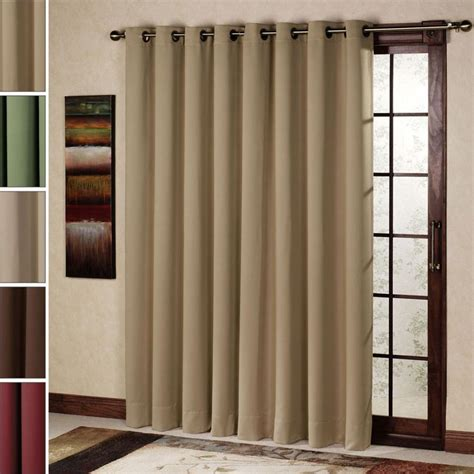 sliding door window curtains sliding patio door window treatments photos