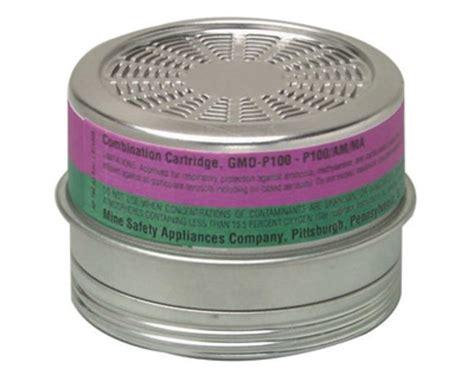Filter Msa airgas msa815181 msa organic vapor p100 respirator cartridge