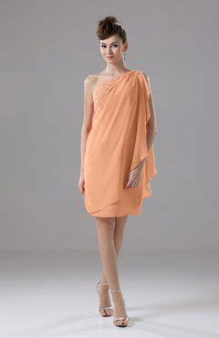 apricot color dress apricot color cocktail dresses uwdress