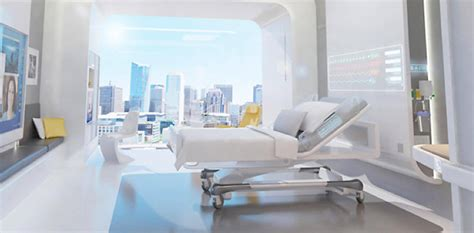 Hospital Search Will The Hospital Of The Future Be Our Home The Futurist