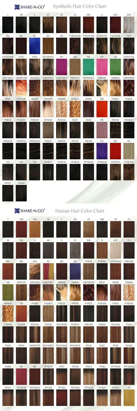 hair weave color chart weave hair color chart photosgratisylegal