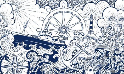 nautical wallpapers nautical wallpaper wallpapersafari