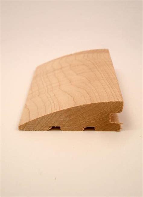 Chicago Hardwood Unfinished Maple Reducer 3/4 x 2 1/4 Inch