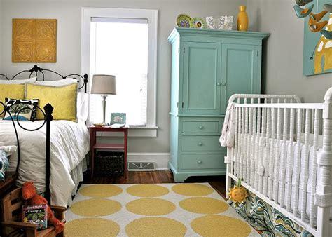 nursery in bedroom nursery guest bedroom combo design ideas