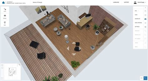 house styler homestyler floor plan beta aerial view of design